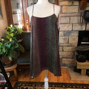 BCBGeneration size small fully lined slip dress